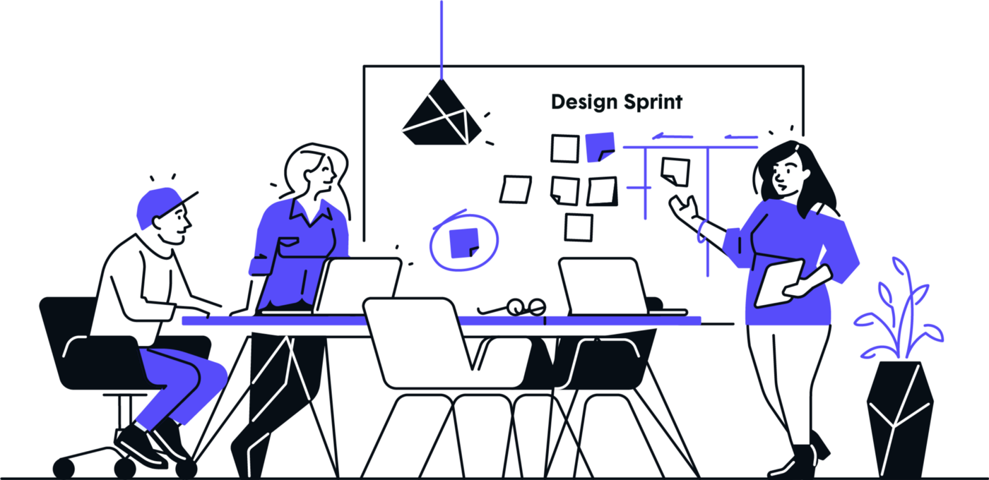 Design Sprint Illustration